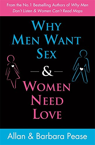9780752856247: Why Men Need Sex and Women Want Love: Understanding What He Wants and What She Wants from a Relation