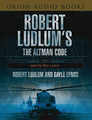 9780752857510: The Altman Code: A Covert One Novel