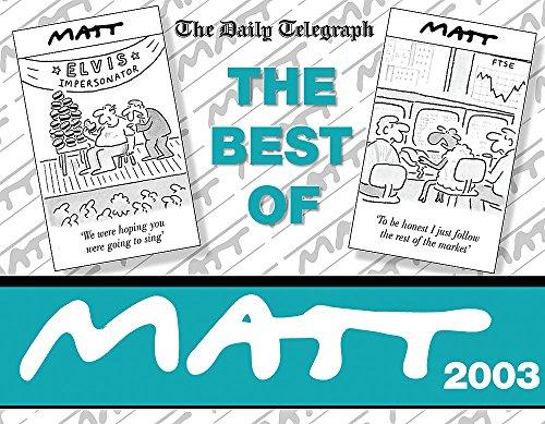 9780752857886: Best of Matt 2003