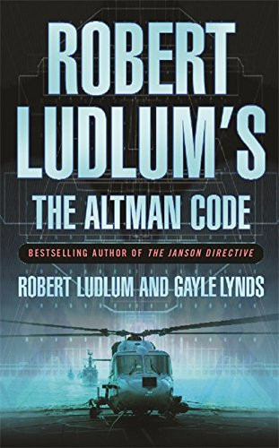9780752858371: The Altman Code (Covert-One)