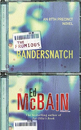 The Frumious Bandersnatch (0752859463) by McBain, Ed