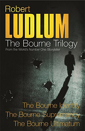 9780752860398: Robert Ludlum: The Bourne Trilogy: The Bourne Identity, The Bourne Supremacy, The Bourne Ultimatum (Great Novels)