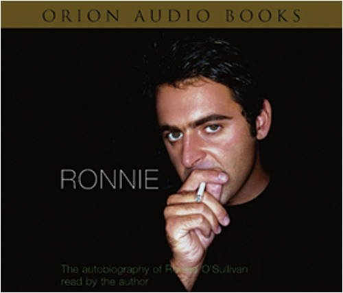 9780752860428: Ronnie: The Autobiography of Ronnie O'Sullivan