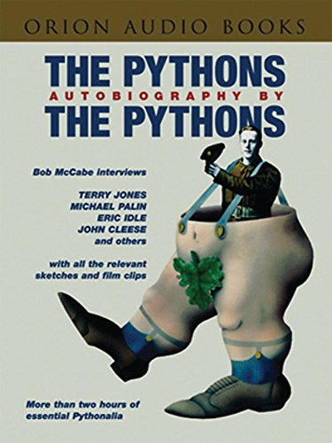 "The ""Pythons"" Autobiography by the ""Pythons"" (0752860658) by Michael Palin; John Cleese; Terry Gilliam; Eric Idle; Terry Jones; Bob McCabe"