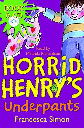 9780752860817: Horrid Henry's Underpants: Book 11