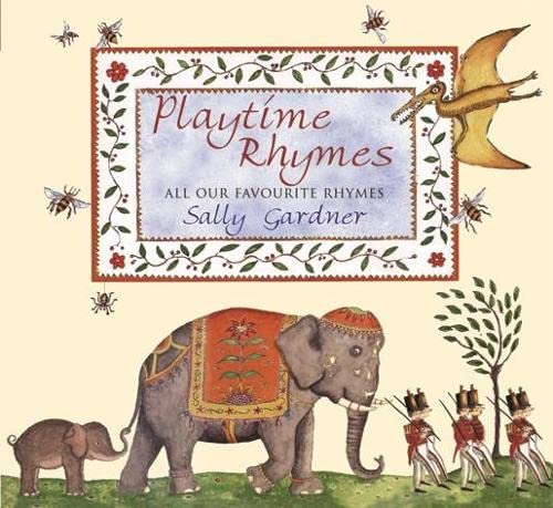 9780752860886: Playtime Rhymes: All Our Favourite Rhymes (Book & CD)