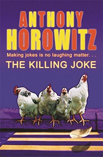 The Killing Joke: Anthony Horowitz