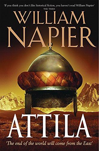 9780752861128: Attila: The Scourge of God