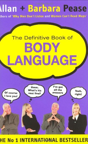 9780752861180: The Definitive Book of Body Language : The Secret Meaning Behind People's Gestures