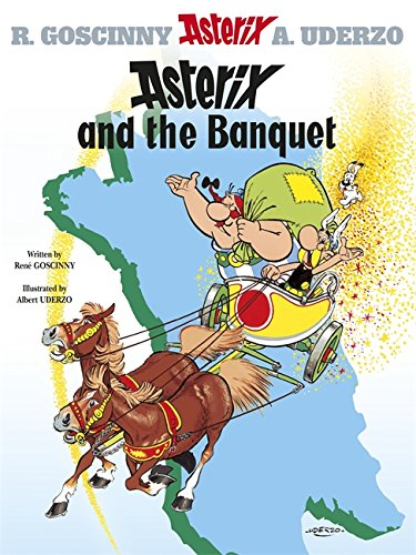 9780752866086: Asterix and the Banquet