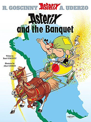 9780752866093: Asterix and the Banquet: Bk. 5