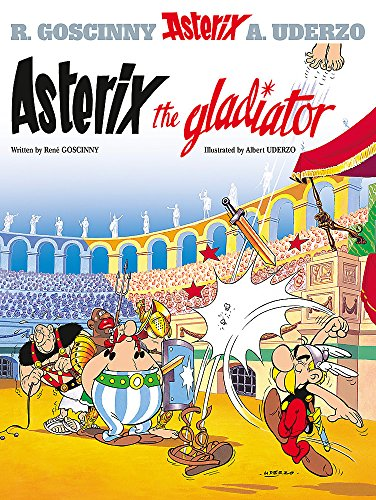 9780752866109: Asterix The Gladiator