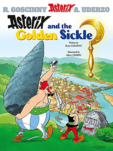 9780752866123: Asterix and the Golden Sickle: Album #2