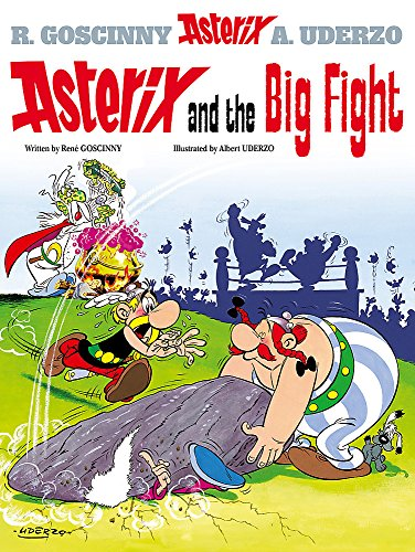 9780752866161: Asterix and the Big Fight: Album #7