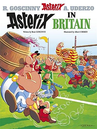 9780752866185: Asterix in Britain: Album 8