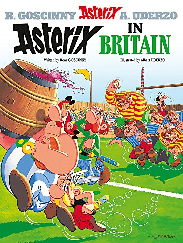 9780752866185: Asterix in Britain: Album #8 (Asterix (Orion Hardcover))