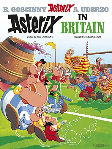 9780752866192: Asterix in Britain: Album #8 (Asterix (Orion Paperback))