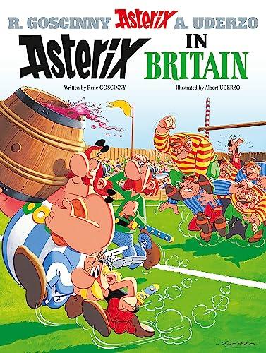 9780752866192: Asterix in Britain: Album #8 (The Adventures of Asterix)
