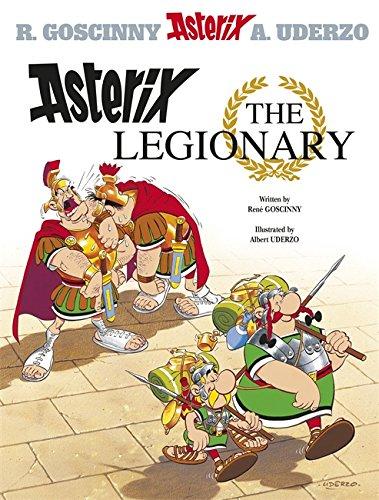 9780752866208: Asterix the Legionary: Album #10 (Asterix (Orion Hardcover)) (Book 10)
