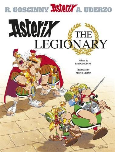 9780752866208: Asterix the Legionary: Album #10 (Book 10)