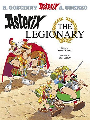 9780752866215: Asterix the Legionary: Album #10 (Asterix (Orion Paperback)) (Book. 10)