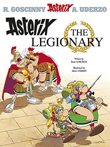 9780752866215: Asterix the Legionary: Album #10 (Book. 10)