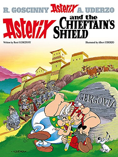 9780752866246: Asterix and the Chieftain's Shield: Album #11 (Asterix (Orion Hardcover))