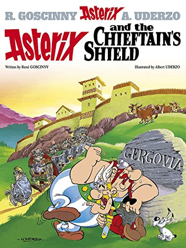9780752866253: Asterix and the Chieftain's Shield: Album #11 (Asterix (Orion Paperback))
