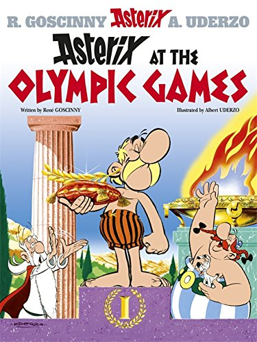 9780752866260: Asterix at the Olympic Games