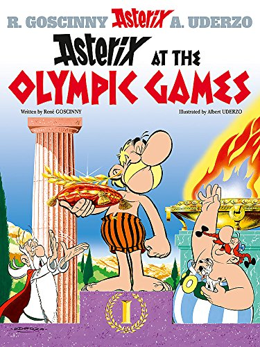 9780752866260: Asterix at the Olympic Games: Album #12 (Asterix (Orion Hardcover))