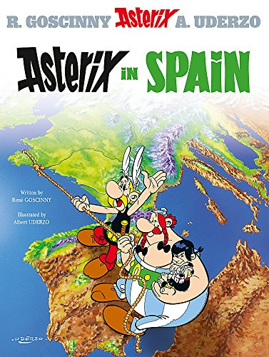 9780752866307: Asterix in Spain: Album 14