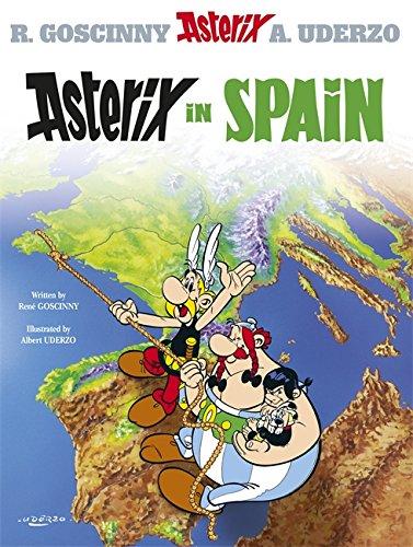 9780752866307: Asterix in Spain: Album #14