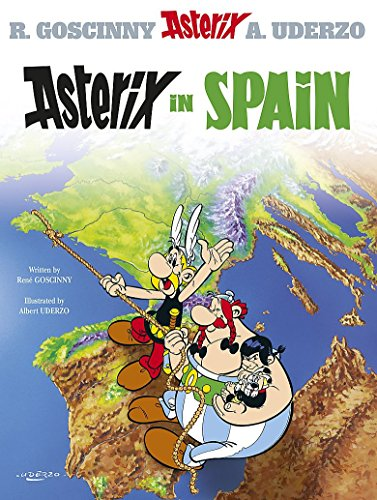 9780752866314: Asterix in Spain: Album 14