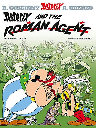 9780752866321: Asterix and the Roman Agent: Album #15
