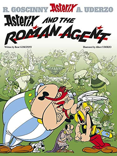 9780752866338: Asterix and the Roman Agent
