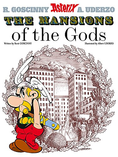 9780752866383: The Mansions of The Gods: Album 17 (Asterix)