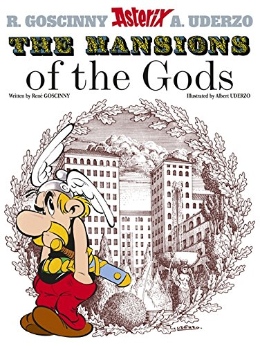 9780752866383: Asterix The Mansions of the Gods: Album #17 (Asterix (Orion Hardcover))