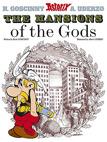 9780752866390: Asterix The Mansions of the Gods: Album #17 (Asterix (Orion Paperback))