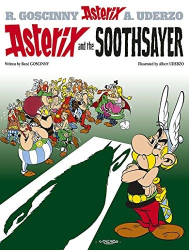9780752866420: Asterix and the Soothsayer: Album #19 (The Adventures of Asterix)
