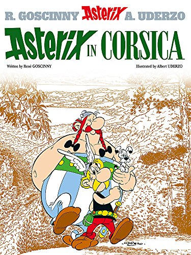 9780752866437: Asterix in Corsica: Album #20 (Asterix (Orion Hardcover))