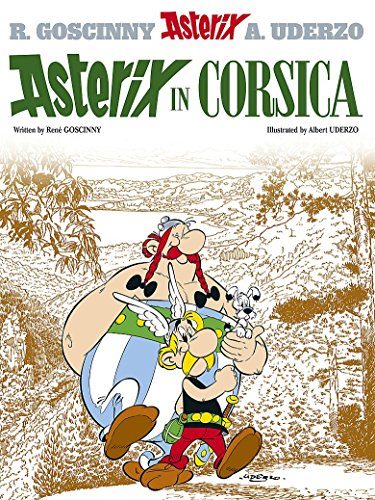 9780752866444: Goscinny and Uderzo Present An Asterix Adventure: Asterix in Corsica