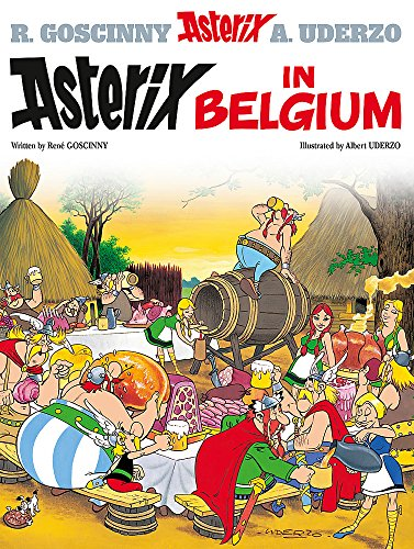 9780752866499: Asterix in Belgium: Album #24 (Asterix (Orion Hardcover))