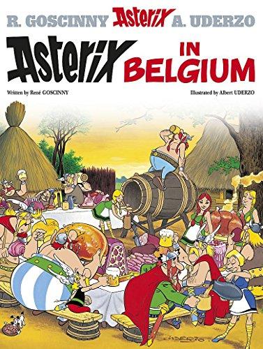 9780752866505: Asterix in Belgium: Album #24 (Asterix (Orion Paperback))
