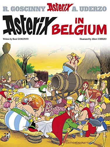 9780752866505: Asterix in Belgium: Album #24 (Asterix (Orion Paperback))