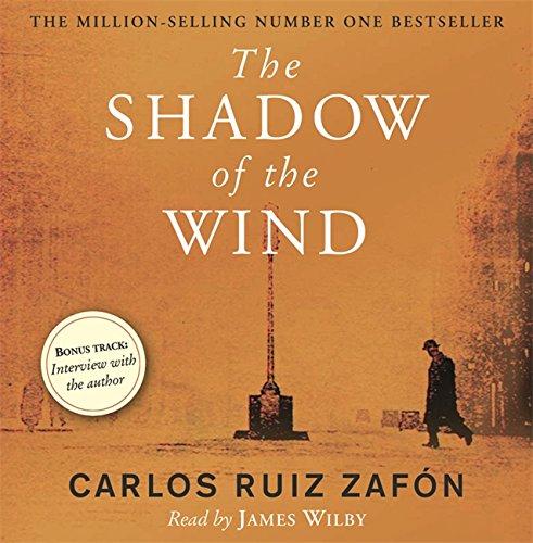 The Shadow Off the Wind: Carlos Ruiz Zafon