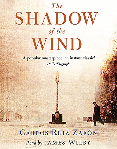 9780752869223: The Shadow of the Wind: The Cemetery of Forgotten Books 1