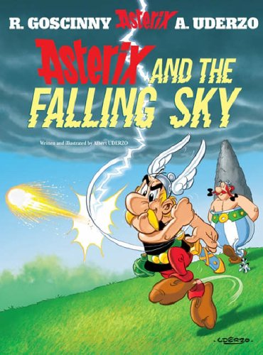 Latest Asterix Album Asterix and the Falling Sky