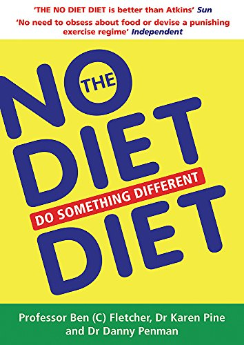 9780752874005: The No Diet Diet: Do Something Different