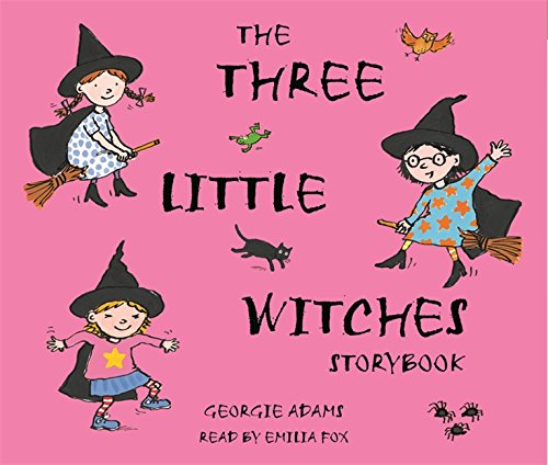 9780752874500: The Three Little Witches Storybook (Early Reader) (Book & CD)