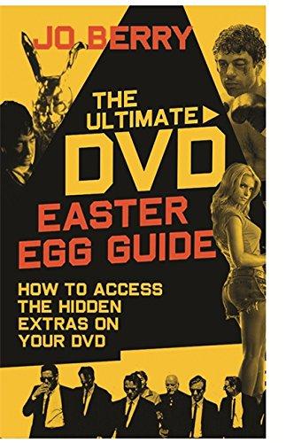Ultimate DVD Easter Egg Guide: Jo Berry